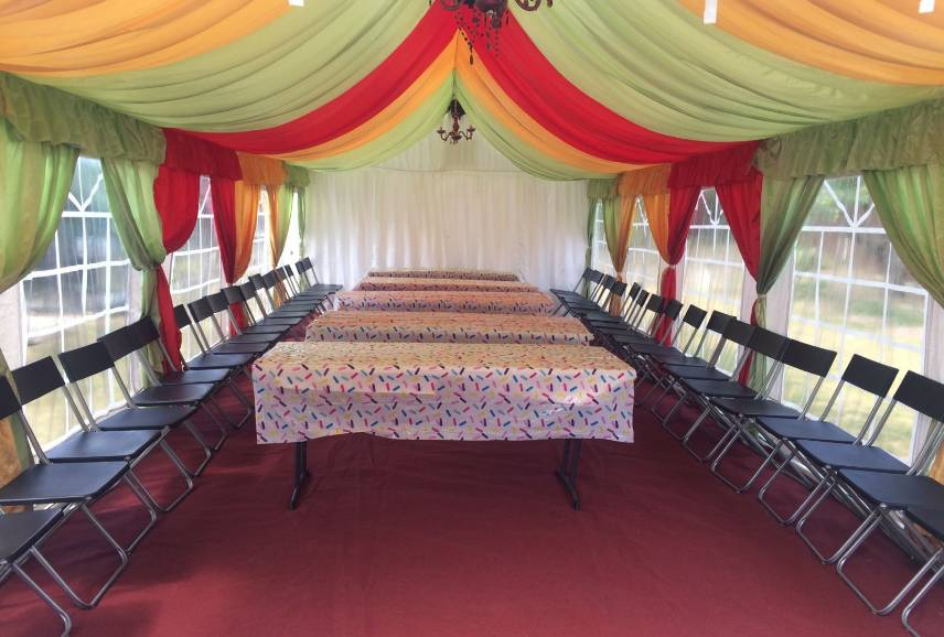 Asian Wedding Supplier - Unique Marquees & Events image